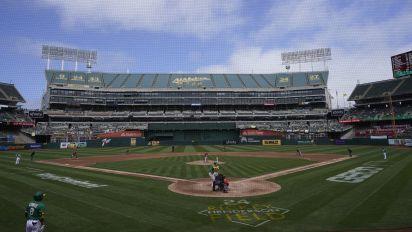 MLB okays Athletics' plan to seek relocation