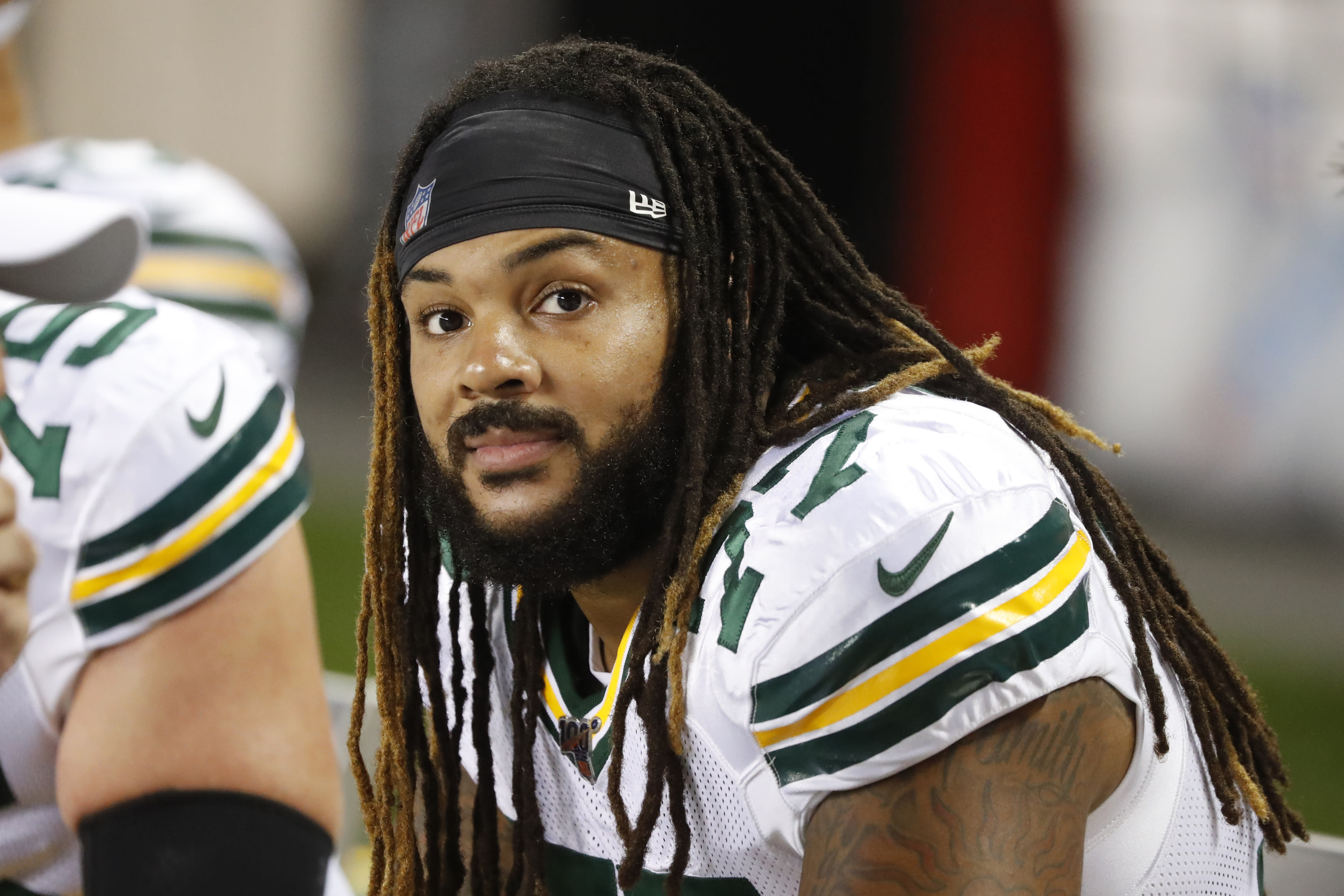 Packers Protests Football