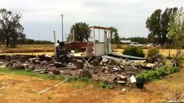 Storm proves fatal in Mayes County