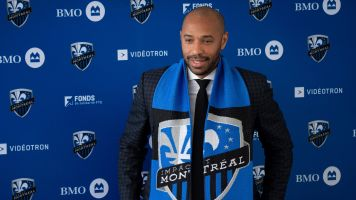 Thierry Henry relishes second chance in Montreal