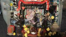 【有片】日本痛袋 閃晒燈重現新宿歌舞伎町