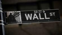 Wall Street falls on global economic slowdown fears
