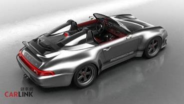 連「Porsche原廠」都沒有!氣冷911「稀有改」之993 Speedster現身
