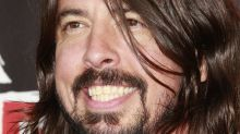 Foo Fighters spielen beim Glastonbury Festival