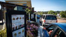 Starbucks Embraces the Drive-Thru