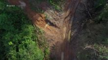 Aumento de incêndios na Amazônia