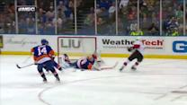 Nilsson robs Turris with great glove save