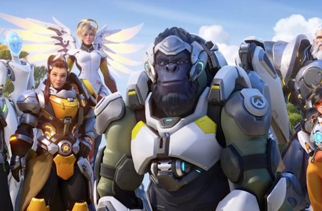 Blizzard will dive into 'Overwatch 2' PvP on May 20th