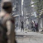 Woman, 3 suspected rebels killed in Kashmir fighting