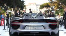 Porsche, Lamborghini and Bugatti. Yours for $123 Billion