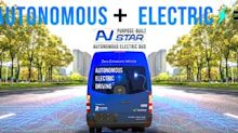 Fully Autonomous GreenPower EV Star Being Developed with Perrone Robotics for Jacksonville Transportation Authority
