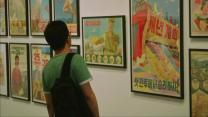 Rare N Korean propaganda exhibit in Seoul