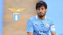 Bericht: Lazio Rom verhandelt mit David Silva von Manchester City