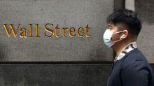 Wall Street gains on signs of coronavirus slowdown