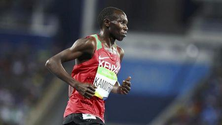 2016 Rio Olympics - Athletics - Men's 10,000m Final