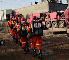 China mine rescue: Nine found dead during rescue in Shandong province
