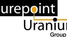 Purepoint Uranium Group Inc. announces private placement