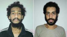 """Deux jihadistes de l'EI surnommés """"Beatles"""" transférés aux Etats-Unis"""