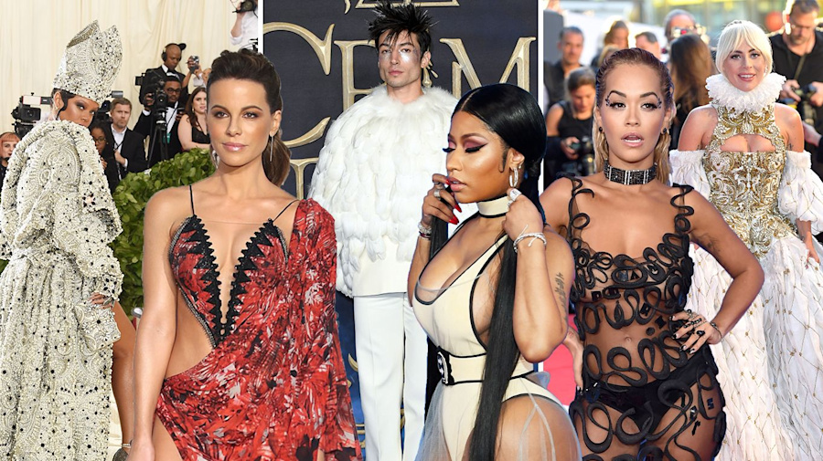 20 celebrity outfits that left us scratching our heads in 2018
