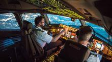 Unusual rule stops pilots chatting below 10,000 feet