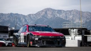 Alex Bowman sweeps practices in Fontana