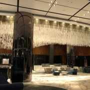 什麼都很浮誇的阿布達比首都門安達仕酒店行政套房