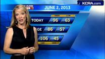 Eileen's Sunday Morning Forecast 6.2.13