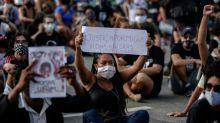 Black boy's death sparks racism protest in Brazil