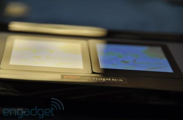Synaptics ClearPad 3250 capacitive touchscreen hands-on (video)