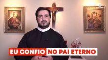 Após escândalo envolvendo Padre Robson, TV cria campanha 'Eu confio no Pai eterno'