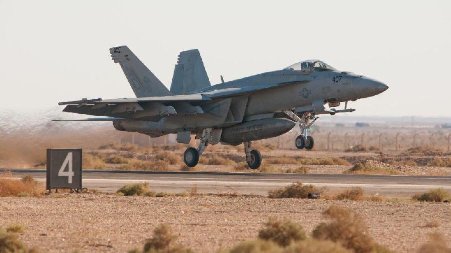 5 Marines missing in midair crash declared dead