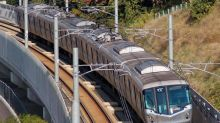 Japanese rail firm apologises for train leaving 20 seconds early