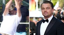Leonardo DiCaprio's Volleyball Fail Is Twitter's New Favorite Meme