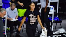 Rookie Satou Sabally soaks it all in as WNBA's future face of social justice work