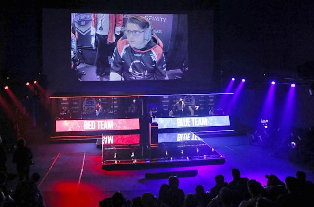 The line between sports and eSports continues to blur