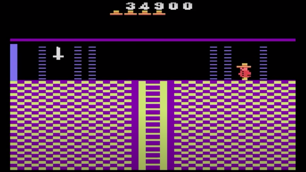 AI conquers challenge of 1980s platform games