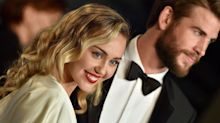 Liam Hemsworth addresses Miley Cyrus breakup rumour