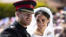 Meghan Markle, Prince Harry share never-before-seen royal wedding pics on 1-year anniversary: Look!