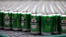 Heineken beer sales rise in every region, outlook held