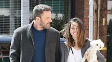 Ben Affleck Jokingly Asks Ana de Armas to 'Credit' Him for Taking Photos of Her on the Beach