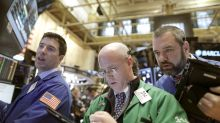 Stocks falter on trade uncertainty; sterling gains