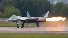 Russia's Su-57 Got A Good Test Run In Syria (But Is It A Threat?)