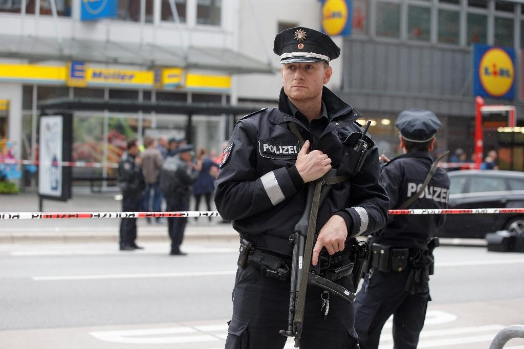 Germany has been on high alert over the threat of a jihadist attack (AFP Photo/Markus Scholz)