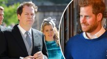 Harry's 'secret' half-brother attends royal wedding