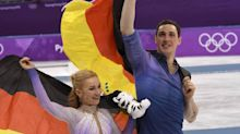 Olympia-Gold-Paar Savchenko/Massot beendet Karriere