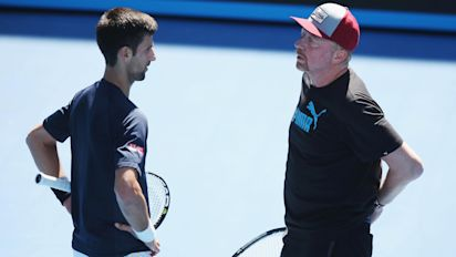 Boris Becker: Novak Djokovic and Andre Agassi could be a winning combination