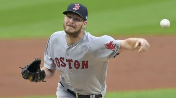 Red Sox shutting down ace Sale due to elbow injury