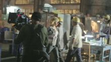 Scarlett Johansson Explains How She Got Those Killer 'Lucy' Moves (Exclusive Clip)