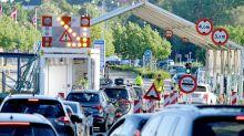 Einreise verwehrt : Corona: Dänische Polizei schikaniert Berliner Familie