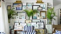 10 Ideas for Decorating With Artwork